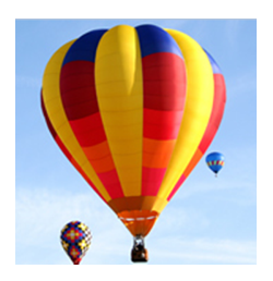 Credit Scale - Hot Air Baloon